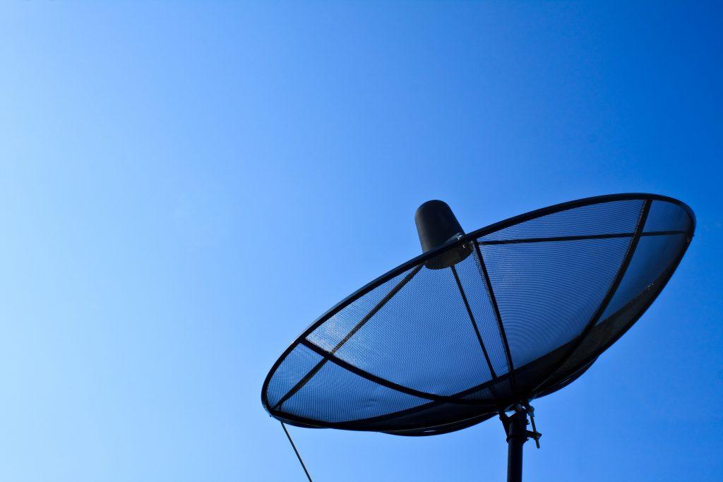 Internet satelital para eventos